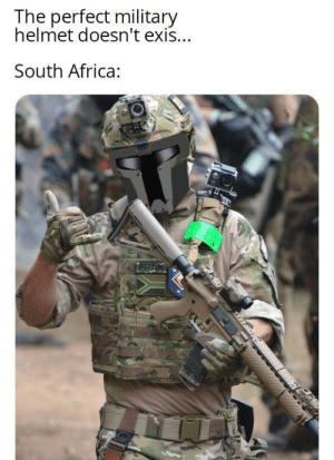 South African military are godlike: South African military are godlike