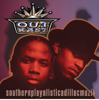 Memes, OutKast, and Songs: Southern playalisticadillacmuzik 23 years ago today, Outkast released their debut album Southernplayalisticadillacmuzik featuring the songs 'Git Up,Git Out' & 'Players Ball' https://t.co/BN0px3GuBa