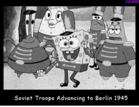 "Dank, Meme, and Http: Soviet Troops Advancing to Berlin 1945 <p>TRIGGERED FEMINIST - HUGH MUNGUS via /r/dank_meme <a href=""http://ift.tt/2ckfo7x"">http://ift.tt/2ckfo7x</a></p>"