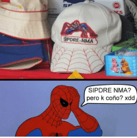 made in china: SP  SIPDRE-NMA  SIPDRE NMA?  pero k cono? xdd made in china