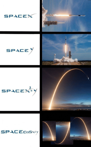 me_irl: SPACE  2  SPACEX me_irl