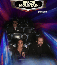 Great Indifferent Format: SPACE  MOUNTAIN  Disneyland Great Indifferent Format