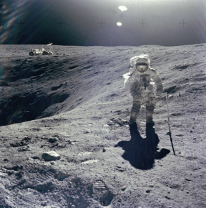 space-pics:  As a reminder of 50th Apollo 11 anniversary, I always find space fascinating, and pictures in space make me super happy; but pictures of humans on the fucking moon is beyond what words can describe. This is a feeling:: space-pics:  As a reminder of 50th Apollo 11 anniversary, I always find space fascinating, and pictures in space make me super happy; but pictures of humans on the fucking moon is beyond what words can describe. This is a feeling: