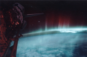space-pics:  Aurora Australis by NASA on The Commons: space-pics:  Aurora Australis by NASA on The Commons