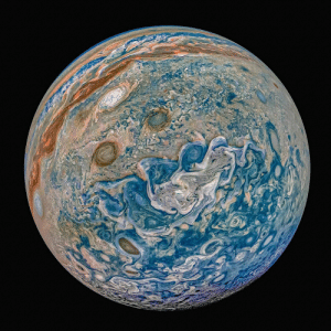 space-pics:  Exotic Marble by NASA's Marshall Space Flight Center: space-pics:  Exotic Marble by NASA's Marshall Space Flight Center