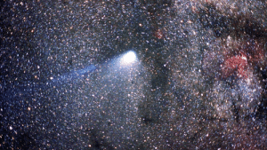 Tumblr, Blog, and Space: space-pics:  Halley's Comet