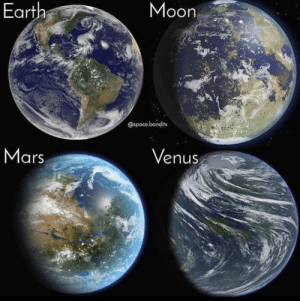 space-pics:  If our closest neighbors were terraformed: space-pics:  If our closest neighbors were terraformed