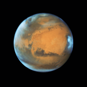 space-pics:  Mars at Opposition May 12, 2016 by Hubble Heritage: space-pics:  Mars at Opposition May 12, 2016 by Hubble Heritage
