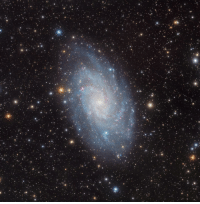 Tumblr, Blog, and Http: space-pics:  Messier 33