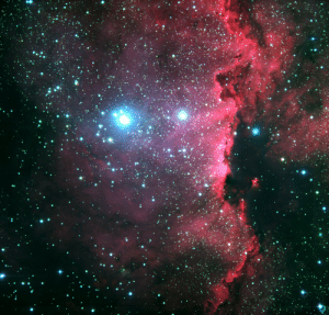 Tumblr, Blog, and Http: space-pics:  Star-forming region RCW 108 in Ara [4000 x 3823]