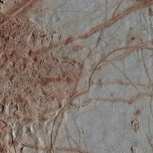 space-pics:  Surface of Europa, Jupiter's icy moon: space-pics:  Surface of Europa, Jupiter's icy moon
