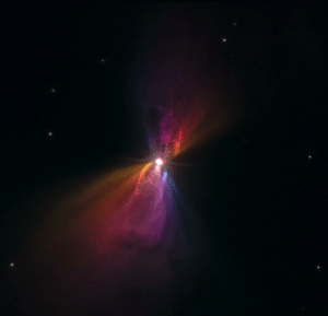 Tumblr, Blog, and Space: space-pics:The coldest known place in the universe, the Boomerang Nebula