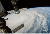 Tumblr, Blog, and Http: space-pics:  Typhoon Neoguri - 2014 - from the ISS [4256 x 2832]