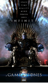 #Thanos #MadTitan #InfinityWar: SPACE  TIME  REALITY  MIND  POWER  SOUL  I N F I N I T Y  A GAME NES #Thanos #MadTitan #InfinityWar
