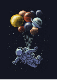 Target, Space, and Travel: Space travel:by Carbine