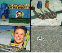 Meme, Com, and Review: SPACESHIP BOOSTER  POSTS MEME  imgflip.com *Finally hosts Meme Review*