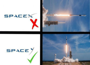 awesomesthesia:  You got wrong name Elon: SPACEX  SPACE  అ awesomesthesia:  You got wrong name Elon