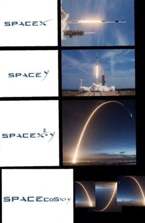 Space, Spacex, and Y Mx B: SPACEX  SPACE  2  SPACEXY  SPACECosxy Space Y=mx+b