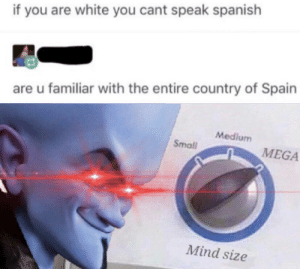 Spain exists you now: Spain exists you now