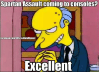 Halo: Spartan Assault is confirmed to be playable on both the Xbox 360 and the Xbox One! It'll be available sometime this December!  ~Chris   (Source in comments): Spartan Assault coming to consoles?  facebook.com/OfficialHaloMemes  Excellent Halo: Spartan Assault is confirmed to be playable on both the Xbox 360 and the Xbox One! It'll be available sometime this December!  ~Chris   (Source in comments)
