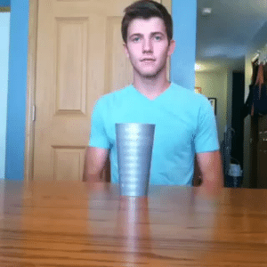 Facebook, Fucking, and Life: speakswords: too-cool-for-facebook:  lionesstaylor:  shamelessmentality:  These vines are my life  i am on the fucking floor DYING  Let us watch as this man's life devolves   This video reads like this man has been placed under a curse and he is physically incapable of resisting the cup shuffle