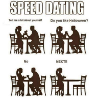 very bad blagues quand on est un speed dating