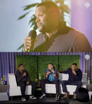 .@spiceadams learned the value of taking risks on the football field.  The former defensive tackle shares how his journey in entertainment became his biggest risk off of it. #AShotWorthTaking  Full video: https://t.co/NvlrGs4lGq  In partnership with @HornitosTequila. https://t.co/8Va8blT4eu: .@spiceadams learned the value of taking risks on the football field.  The former defensive tackle shares how his journey in entertainment became his biggest risk off of it. #AShotWorthTaking  Full video: https://t.co/NvlrGs4lGq  In partnership with @HornitosTequila. https://t.co/8Va8blT4eu