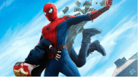 "Memes, Spider, and SpiderMan: ""Spider-Man: Homecoming"" has become the current #1 comic-book movie of 2017 at the box office! http://bit.ly/2fiEk42  (Reilly Johnson)"