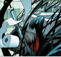 Spider, SpiderMan, and Tumblr: spider-man-sass:So the Venom symbiote got locked in the bathroom.