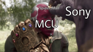 Let the memes continue: Spider Man  Sony  MCU Let the memes continue