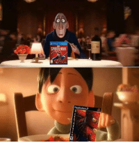 9gag, Memes, and Ps4: SPIDER-MAN  Station.2 The taste of childhood. - spiderman marvel ps4 9gag