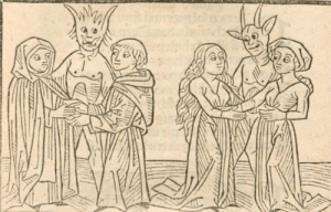 spider-manlet: teamrocketing:  bapouro: i was looking through medieval drawings of demons the other day and i found the demons that make you gay    this is what an ally looks like   they're officiating their weddings : spider-manlet: teamrocketing:  bapouro: i was looking through medieval drawings of demons the other day and i found the demons that make you gay    this is what an ally looks like   they're officiating their weddings