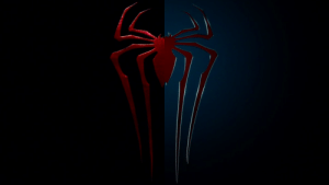 Spider-Man's appearance in The Amazing Spider-Man 2 (2014) begins and ends within his back spider. I made this edit to show the similarity.: Spider-Man's appearance in The Amazing Spider-Man 2 (2014) begins and ends within his back spider. I made this edit to show the similarity.