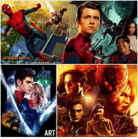 Who is your Favorite SpiderMan and PeterParker ? 🤔🕷 - This New SpiderManHomeComing Concept Art is better than Any of The SpiderMan HomeComing Posters they've released ! 😍👏🏽 It really goes well with some other FanArt of TheAmazingSpiderMan with AndrewGarfield and The Original Spidey with TobeyMaguire ! 👍🏽 Maybe one day in the MCU with TomHolland , they'll introduce Te SpiderVerse, and we can see all 3 SpiderMen Meet ! 😱 MarvelStudios MarvelCinematicUniverse 💥 Marvel 🕷: SPIDERMAN  omECR IG I CDC. MARVEL UNITE  ART Who is your Favorite SpiderMan and PeterParker ? 🤔🕷 - This New SpiderManHomeComing Concept Art is better than Any of The SpiderMan HomeComing Posters they've released ! 😍👏🏽 It really goes well with some other FanArt of TheAmazingSpiderMan with AndrewGarfield and The Original Spidey with TobeyMaguire ! 👍🏽 Maybe one day in the MCU with TomHolland , they'll introduce Te SpiderVerse, and we can see all 3 SpiderMen Meet ! 😱 MarvelStudios MarvelCinematicUniverse 💥 Marvel 🕷
