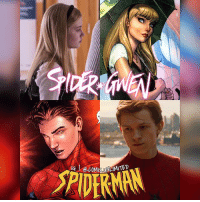 Memes, News, and Imdb: SPIDERMAN SpiderManHomecoming CASTING NEWS! @angourierice is confirmed to be playing Gwen Stacy in the MCU, even though IMDB lists her as a different role. Thoughts?