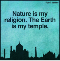 Life, Love, and Meme: Spiril Science  Nature is my  religion. The Earth  is my temple. 🙏🏼 ✨ . ❤️love. Flow. Serve 🙏🏼 . . . . . quote quotes lifequotes quotestags instaquote quoteoftheday quotestagram instaday instanote funnyquotes life osho meme quotesdaily quotesgram quotesofinstagram instamood instalike igers daily feeling instadaily true wisewords special words love lovequotes