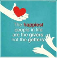 Spirit Science  The happiest  people in life  are the givers,  not the getters The happiest people in life are the givers not the getters. repost @spiritscienceofficial ✨🙏🏾💖 Quoteoftheday inspiration wordsofwisdom foodforthought generosity giving lovingkindness