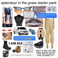 "Fucking, Lorde, and Memes: splendour in the grass starter pack  Low Battery  20% battery remaining.  I am literally only here to see  kendrick Imao  Low Power Mode  Close  i'm so fucking mad that miguel and  lorde are clashing肉肉肉肉  GIO TATTS  7""GET A PIC OF ME  FOR INSTA WITH  how to smuggle alcohol into a music festivalQ Who here went to splendour?"
