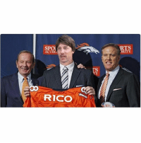 Uncle Rico is headed to the Broncos on a multi year deal!: SPO1  AUTHO  RICO  TS  TY  RTS  DRITY. Uncle Rico is headed to the Broncos on a multi year deal!