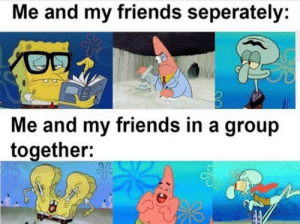 Spongebob memes are always good: Spongebob memes are always good