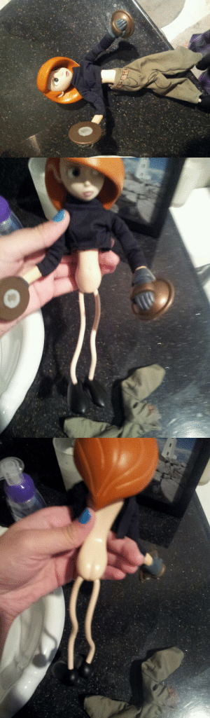 Kim Possible, Tumblr, and Blog: spoooky-punk: I FOUND A KIM POSSIBLE DOLL AND I DONT KNOW HOW TO REACT