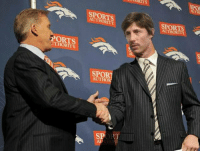Broncos sign Uncle Rico from Idaho.: SPORTS  SPORTS  AUTHORIT  AUTHORIT  THORITY.  SPORT  AUTHOR'  SP  J订 Broncos sign Uncle Rico from Idaho.