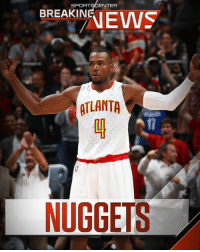 Breaking: Paul Millsap reaches an agreement on 3-year, $90 million deal with the Denver Nuggets. (via The Vertical): SPORTSCENTER  BREAKINEEVWS  ATLANTA  NUGGETS Breaking: Paul Millsap reaches an agreement on 3-year, $90 million deal with the Denver Nuggets. (via The Vertical)