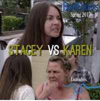 This Spring: Stacey clashes with the Taylor's eastenders eastendersspring2017 staceyfowler laceyturner karentaylor lorrainest: Spring 2017  VS ARE  Eastenders This Spring: Stacey clashes with the Taylor's eastenders eastendersspring2017 staceyfowler laceyturner karentaylor lorrainest