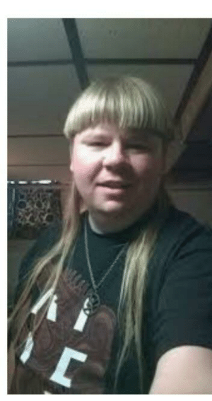 Springfield, Illinois cryptid!!!! Everyone looks out for the chili bowl mullet man!!!: Springfield, Illinois cryptid!!!! Everyone looks out for the chili bowl mullet man!!!