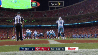 Memes, Sprint, and All The: Sprint  12 1 HE. WILL. GO. ALL. THE. WAY.  Jehu Chesson's unbelievable punt return TD! #TENvsKC https://t.co/RLiUyu54s5