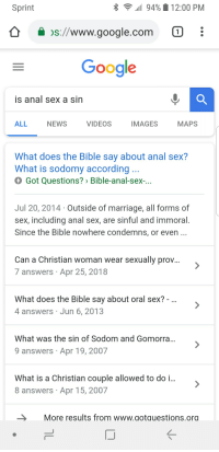 does the bible say anything about anal sex big black pussy shaved