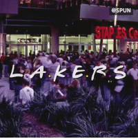 "Friends, Los Angeles Lakers, and Sports: @SPUN  STAP ES Ce Friends got a revival after all: it's a new group of friends called ""Lakers"" who spice things up by all killing each other by the end of the season  (Video via @SPUN) #Lakers  https://t.co/2IOffOGWAz"