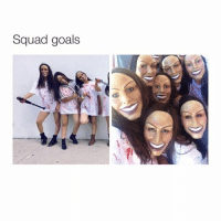 doing the purge next year 🤘: Squad goals doing the purge next year 🤘