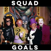 """Evening Gothamites! Soon we will have more of our month long celebratory session """"50 Tales for 50 Years: A Celebration of Barbara Gordon""""! Today marked the 51st anniversary of the debut of the live action tv series 'Batman'! Which colorful rogue from that iconic series was your favorite? Thanks for following and we'll have more History of the Batman soon! ✌🏼️💚📺📽: SQUAD  SHISTORYoFTHEBATRTAT  GOALS Evening Gothamites! Soon we will have more of our month long celebratory session """"50 Tales for 50 Years: A Celebration of Barbara Gordon""""! Today marked the 51st anniversary of the debut of the live action tv series 'Batman'! Which colorful rogue from that iconic series was your favorite? Thanks for following and we'll have more History of the Batman soon! ✌🏼️💚📺📽"""